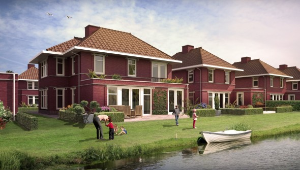 artist_impression_visual_works_Nesselande_highlight