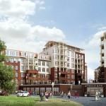 Apartments & pharmacy