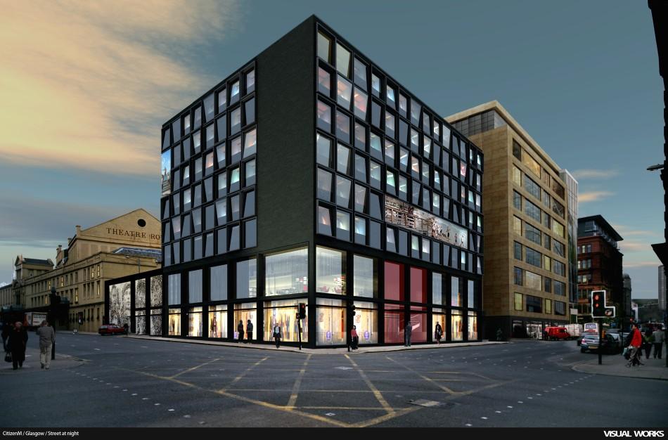 Interior Design And Real Estate Development Spatial