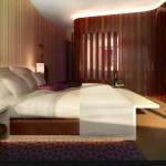 Bed daytime
