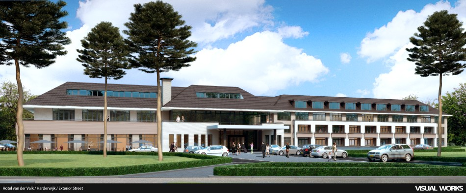 van der Valk Hotel Harderwijk1