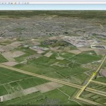 View the 3d models with Google Earth