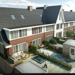 190 - Parkzoom - Laanwoning Achtergevel