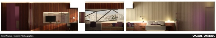 Visual Works artist_impression_HotelAmman_orthogonaal